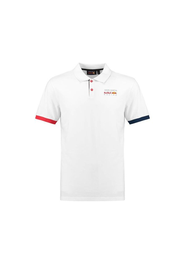 RBR Classic Polo Wit