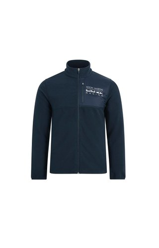 Red Bull Racing RBR Fleece Jacket Blauw 2019