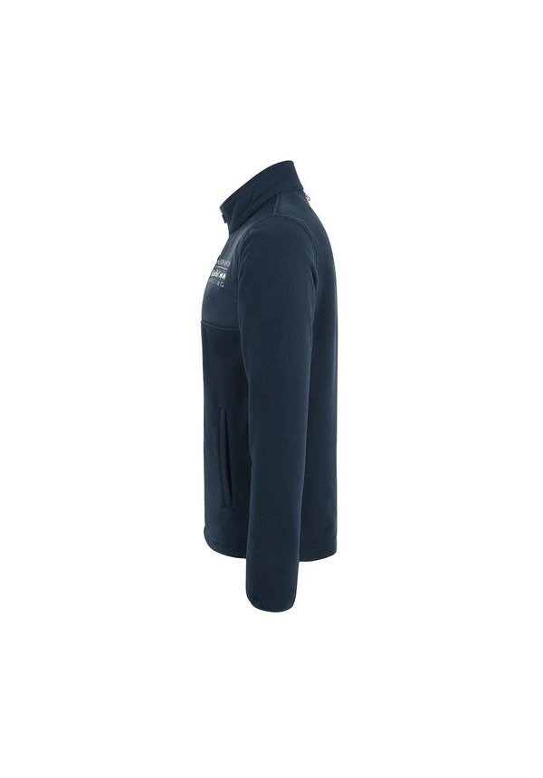 RBR Fleece Jacket Blauw 2019