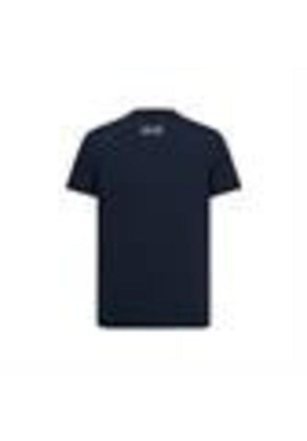 Max Verstappen Graphic logo shirt blauw