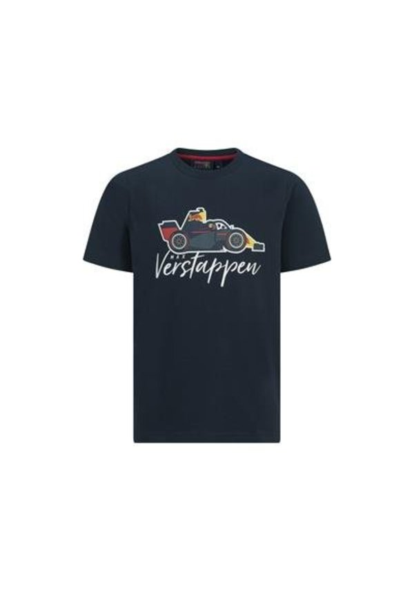Max Verstappen kids shirt Cars