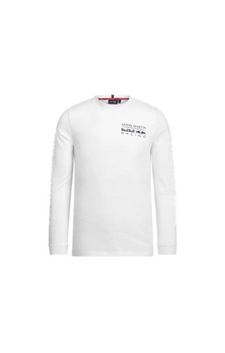 Red Bull Racing Red Bull unisex Long Sleeve wit