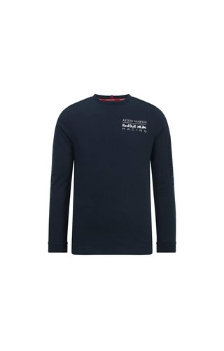 Red Bull unisex Long Sleeve blauw