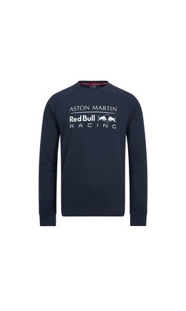 Red Bull Racing Red Bull FW Crew Neck 2019 navy