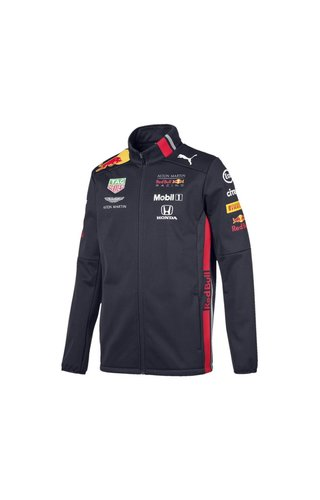 PUMA RBR Teamline Softshell Jacket 2019