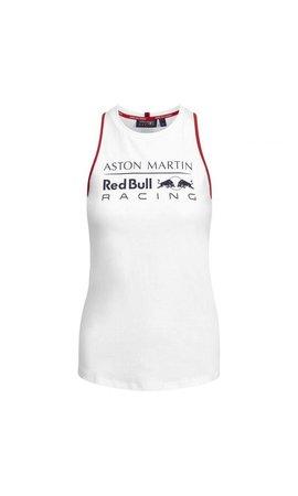 Red Bull Racing Red Bull Dames Tanktop wit