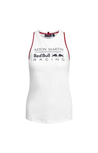 Red Bull Racing Red Bull Dames Tanktop wit