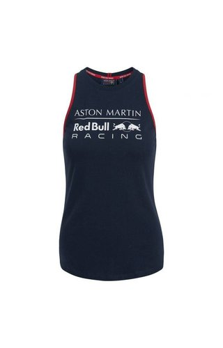 Red Bull Racing Red Bull Dames Tanktop blauw