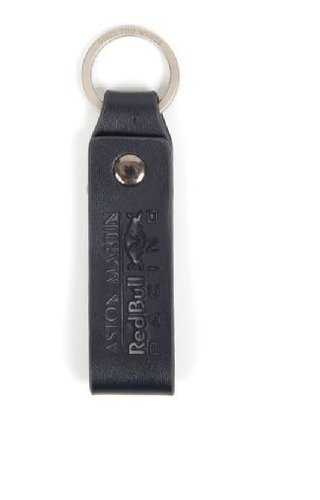 PUMA RBR Leather Debrossed Keyring