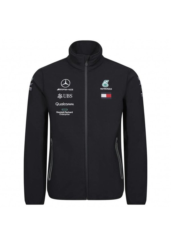 Mercedes Softshell Jas 2019