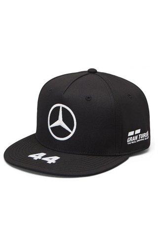 Mercedes Mercedes Team Lewis Hamilton Driver Flatbrim Cap 2019
