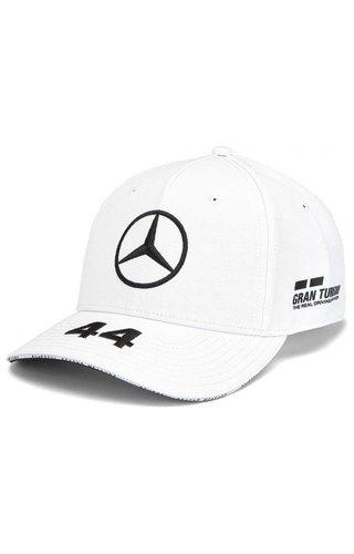 Mercedes Mercedes Team Lewis Hamilton Driver Baseball Cap Wit 2019