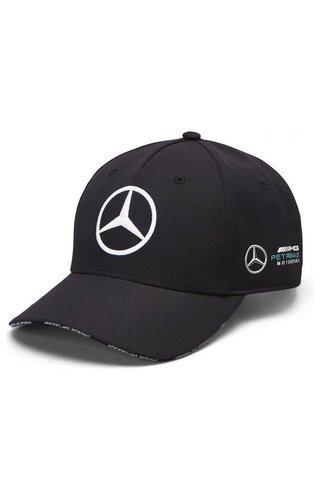 Mercedes Mercedes Team Team Baseball Cap Black 2019