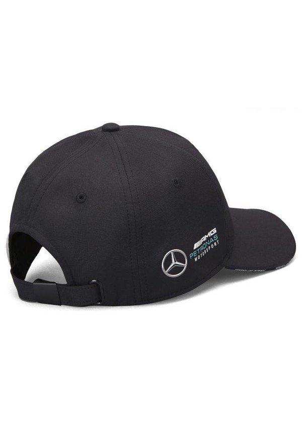 Mercedes Team Team Baseball Cap Zwart 2019