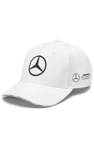 Mercedes Mercedes Team Team Baseball Cap Wit 2019