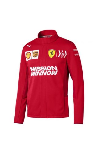 Ferrari Scuderia Ferrari Team Softshell Jacket 2019