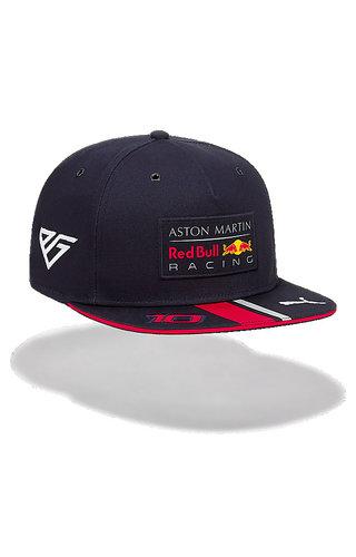 PUMA Gasly Red Bull Racing Driver Cap Flat 2019