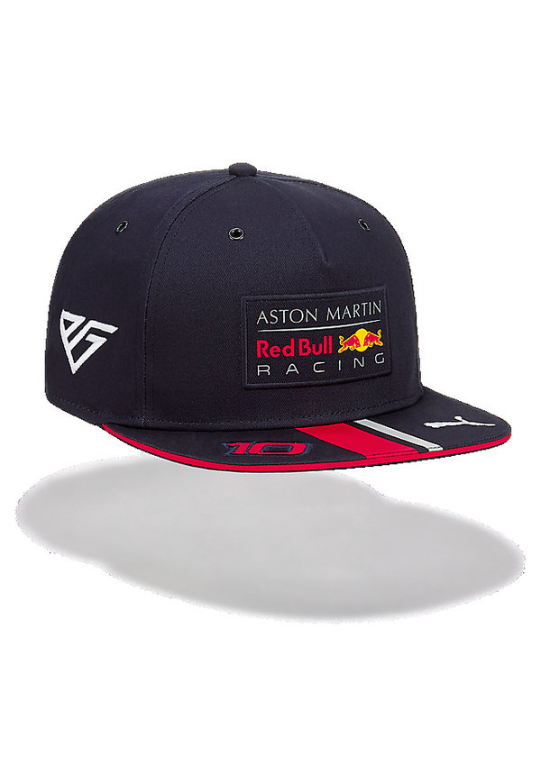 Gasly Red Bull Racing Driver Cap Plat 2019