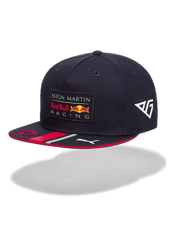 Gasly Red Bull Racing Driver Cap Flat 2019