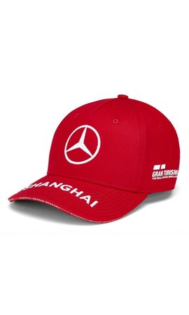 PUMA Mercedes Lewis Hamilton China Cap 2019