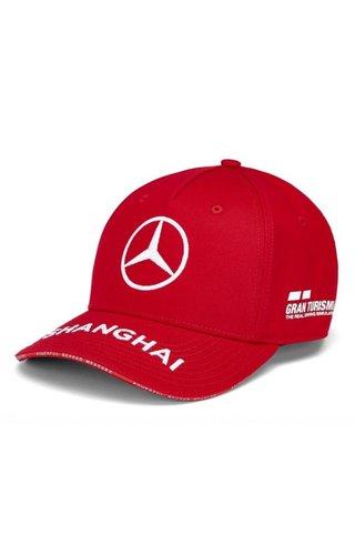 PUMA Mercedes Lewis Hamilton China Cap 2019
