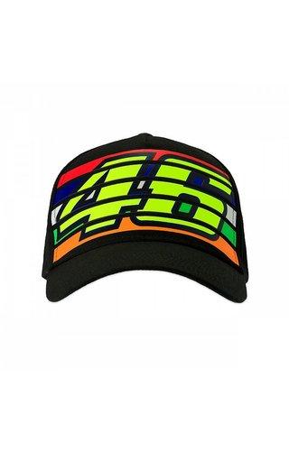 Valentino Rossi Cap 46 Stripes