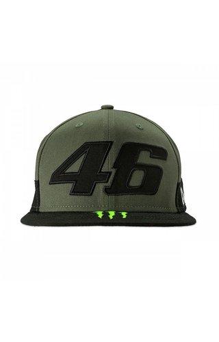 Valentino Rossi Cap 46 Army Green