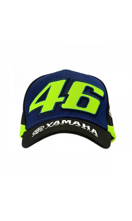 Valentino Rossi Cap 46 Yamaha