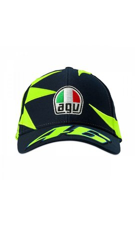 Valentino Rossi Cap Sun And Moon 46
