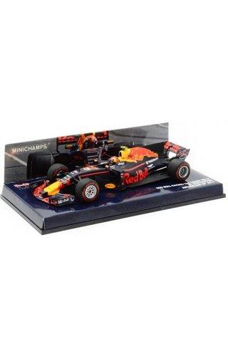 Minichamps Max Verstappen Carmodel RB14 2018  1:43