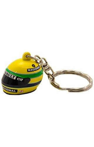 Ayrton Senna Sleutelhanger Helm 1:12