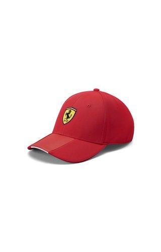 Ferrari Scudetto Carbon Cap Rood