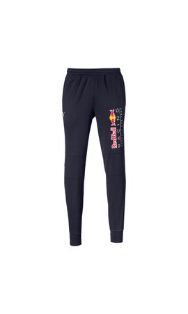 PUMA Red Bull Racing Logo Sweatpants Blue 2019