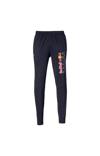 PUMA Red Bull Racing Logo Sweatpants Blauw 2019