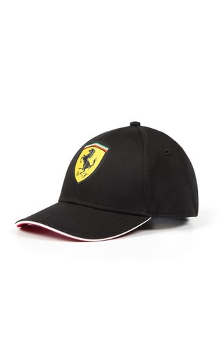 Ferrari Ferrari Classic Cap zwart