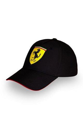 Ferrari Ferrari FW Scudetto Carbon Cap Zwart