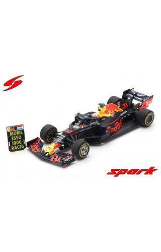 Spark RBR Schaalmodel Spark Chinese GP 2019 1:43