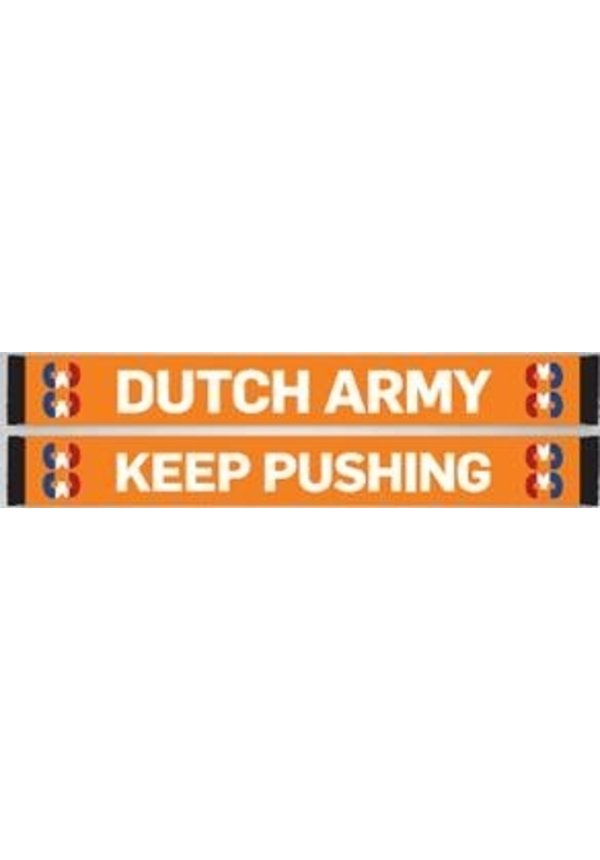 Oranje Scarf Dutch Army