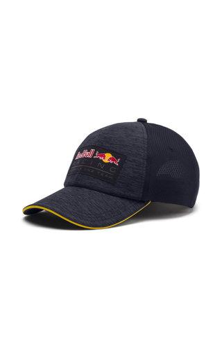 PUMA Red Bull Racing Lifestyle Baseball Cap Blauw