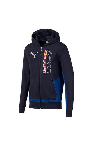 PUMA Red Bull Racing Puma Hoody Blauw 2019
