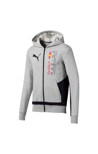 PUMA Red Bull Racing Puma Hoody Grey 2019