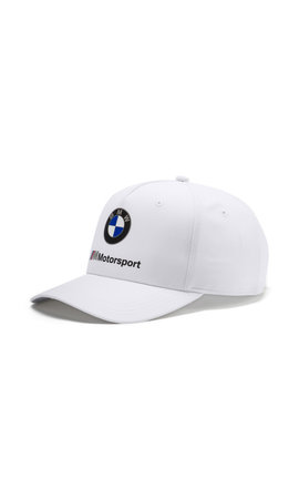 PUMA BMW Motorsport white Baseball Cap