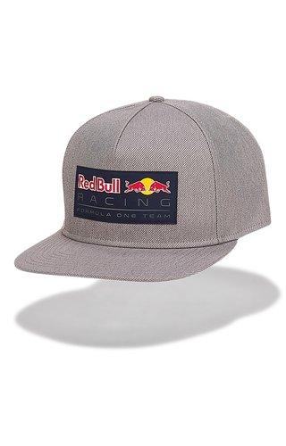 PUMA Red Bull Racing Race Flat Cap grey