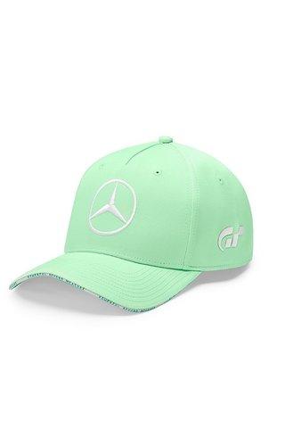 Lewis Hamilton Cap Spa Edition Groen 2019