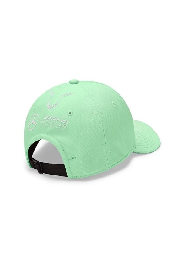 Lewis Hamilton Cap Spa Edition Green 2019