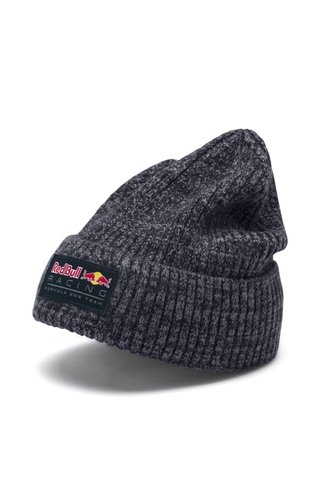 Red Bull Racing RBR Lifestyle Beanie Grey