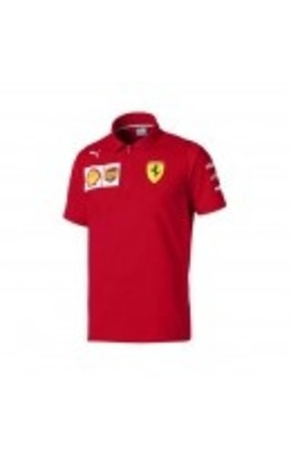 Ferrari Scuderia Ferrari Team Team Polo 2019