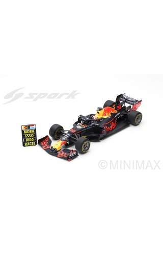 Spark RB 15 2019 Max Verstappen Chinese GP 1:18  Spark