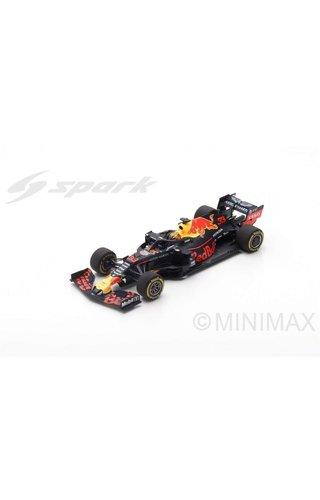 Spark Spark 1/43 Red Bull Max Verstappen. Winnaar GP Oostenrijk 2019.
