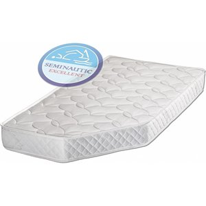 Frans bed Seminautic Excellent matras